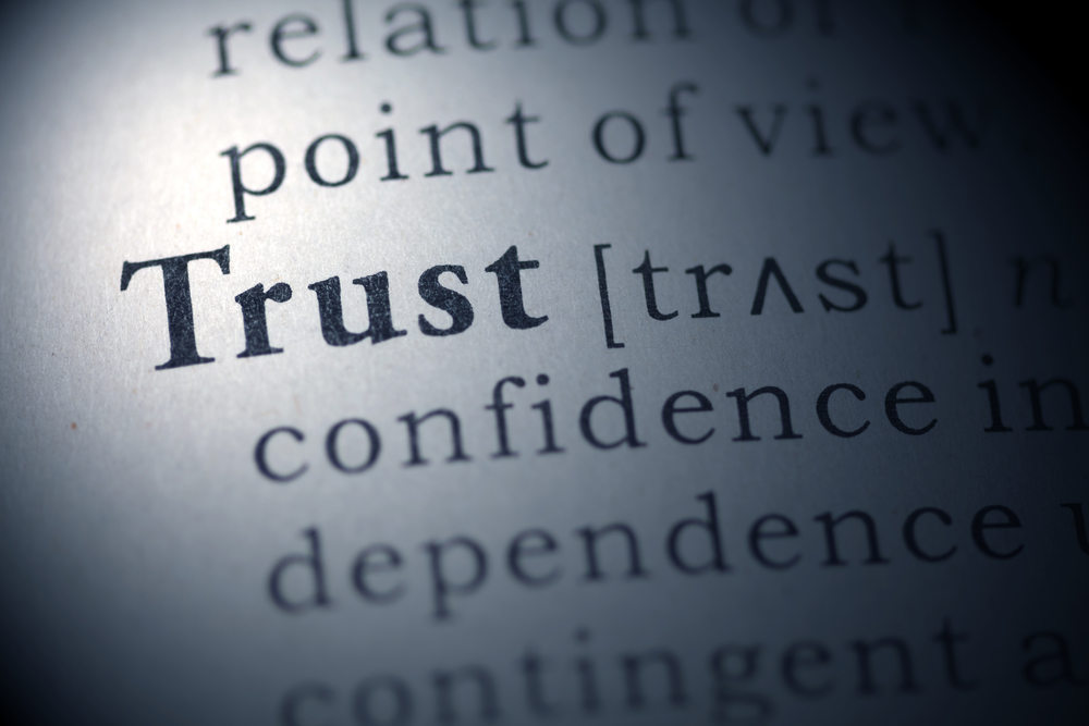 Consult with an attorney for wills and trusts when creating a trust